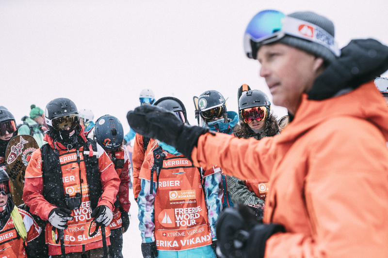 Equal Prize Money Freeride World Tour