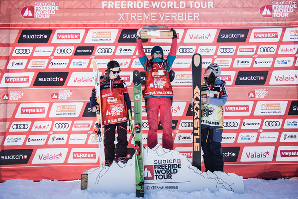 podium xtreme verier ski women
