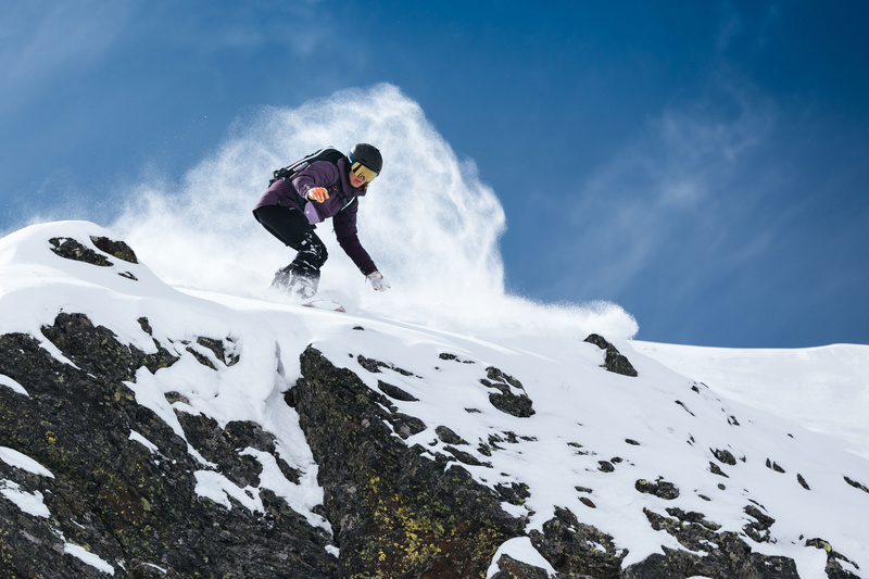 Nuria Castan Freeride World Tour