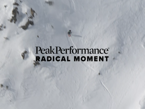 Peak Performance Radical Moment