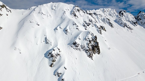2020 Mt Olympus Freeride