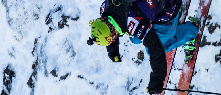 Swatch Freeride World Tour Fieberbrunn Kitzbüheler Alpen 2016