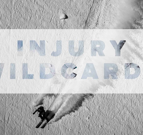 FWT20 Injury Wildcards